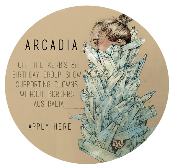 apply to OTK's Charity Show ARCADIA
